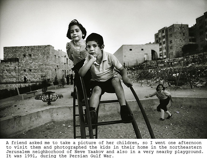 Jerusalem Playground image