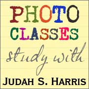 photo classes with Judah S. Harris