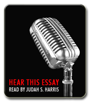 hear this essay button